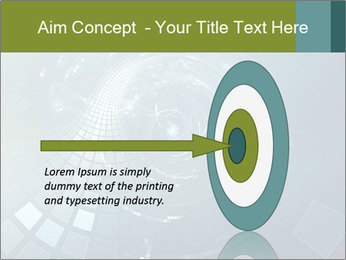 3D abstract science PowerPoint Templates - Slide 83