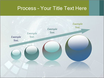 3D abstract science PowerPoint Templates - Slide 87
