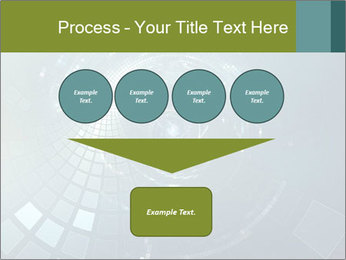 3D abstract science PowerPoint Templates - Slide 93