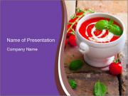 Small bowl PowerPoint Templates