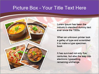 Small bowl PowerPoint Templates - Slide 23