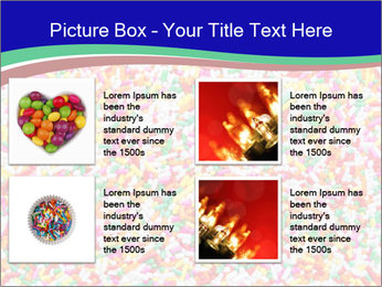 Sugar sprinkle PowerPoint Template - Slide 14