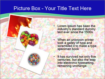 Sugar sprinkle PowerPoint Template - Slide 17