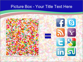 Sugar sprinkle PowerPoint Template - Slide 21