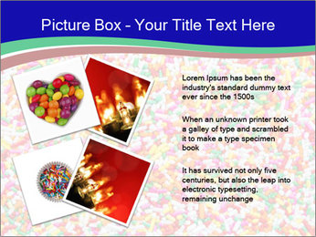 Sugar sprinkle PowerPoint Template - Slide 23