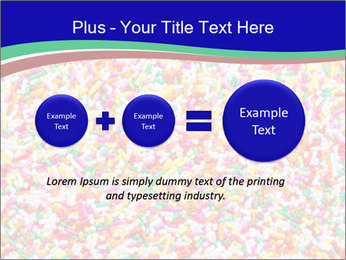Sugar sprinkle PowerPoint Template - Slide 75