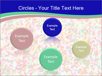 Sugar sprinkle PowerPoint Template - Slide 77