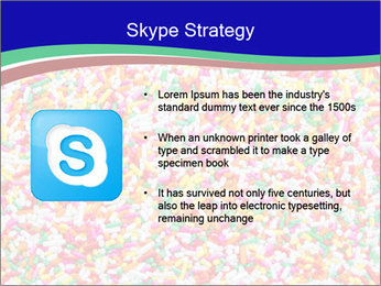 Sugar sprinkle PowerPoint Template - Slide 8