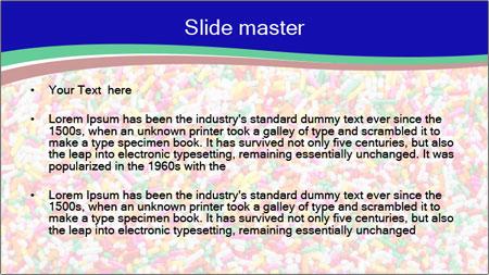 Sugar sprinkle PowerPoint Template - Slide 2