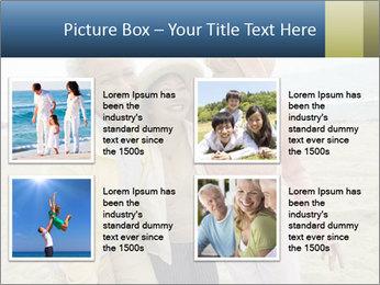 Female friends PowerPoint Templates - Slide 14