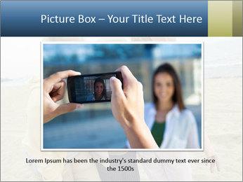 Female friends PowerPoint Templates - Slide 15
