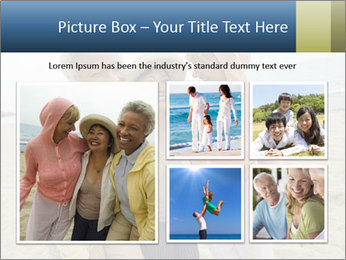 Female friends PowerPoint Templates - Slide 19