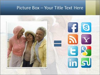 Female friends PowerPoint Templates - Slide 21