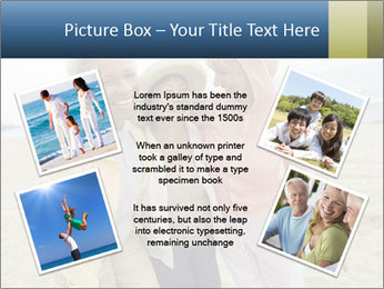 Female friends PowerPoint Templates - Slide 24
