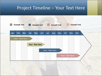 Female friends PowerPoint Templates - Slide 25
