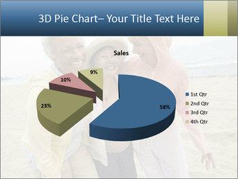 Female friends PowerPoint Templates - Slide 35