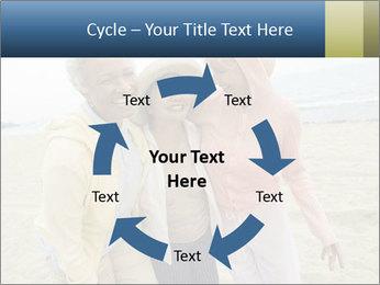 Female friends PowerPoint Templates - Slide 62