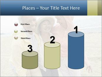 Female friends PowerPoint Templates - Slide 65
