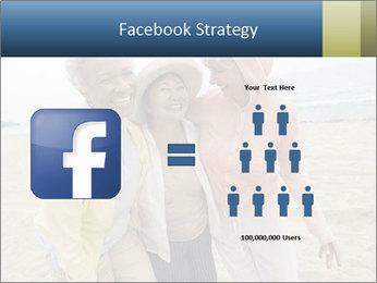Female friends PowerPoint Templates - Slide 7
