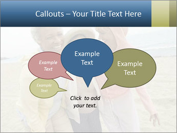 Female friends PowerPoint Templates - Slide 73