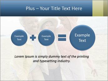 Female friends PowerPoint Templates - Slide 75