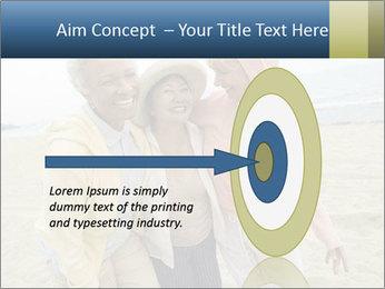 Female friends PowerPoint Templates - Slide 83
