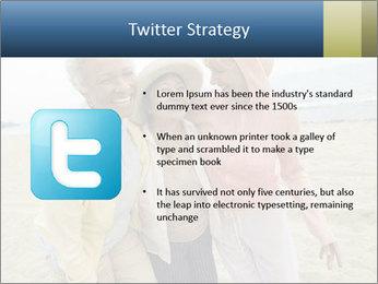 Female friends PowerPoint Templates - Slide 9