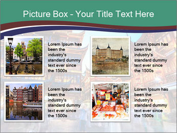 Beautiful yuyuan garden PowerPoint Templates - Slide 14