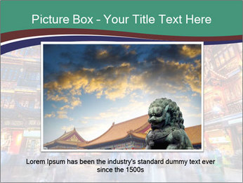 Beautiful yuyuan garden PowerPoint Templates - Slide 15