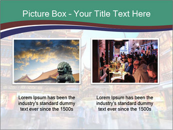 Beautiful yuyuan garden PowerPoint Templates - Slide 18