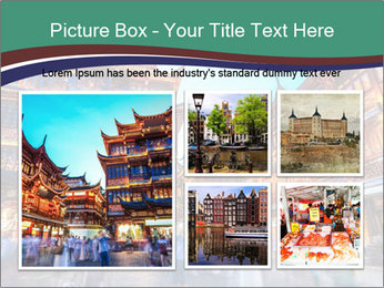 Beautiful yuyuan garden PowerPoint Templates - Slide 19