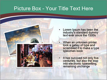 Beautiful yuyuan garden PowerPoint Templates - Slide 20
