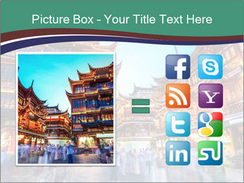 Beautiful yuyuan garden PowerPoint Templates - Slide 21