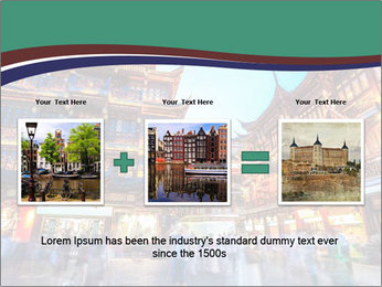 Beautiful yuyuan garden PowerPoint Templates - Slide 22