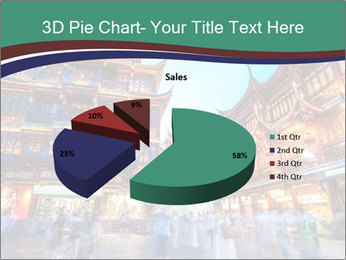 Beautiful yuyuan garden PowerPoint Templates - Slide 35