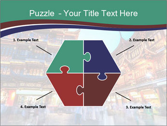 Beautiful yuyuan garden PowerPoint Templates - Slide 40
