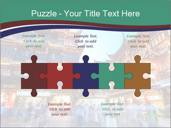 Beautiful yuyuan garden PowerPoint Templates - Slide 41
