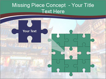 Beautiful yuyuan garden PowerPoint Templates - Slide 45