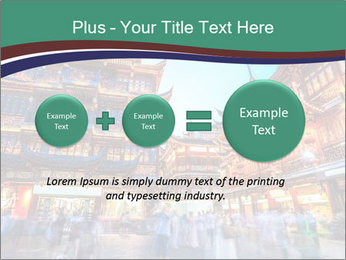 Beautiful yuyuan garden PowerPoint Templates - Slide 75