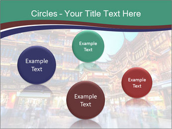 Beautiful yuyuan garden PowerPoint Templates - Slide 77