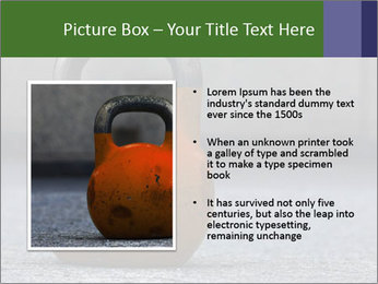 Kettle bell PowerPoint Templates - Slide 13