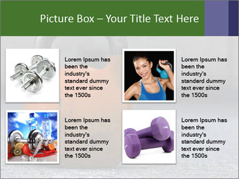 Kettle bell PowerPoint Templates - Slide 14