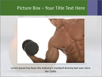 Kettle bell PowerPoint Templates - Slide 15