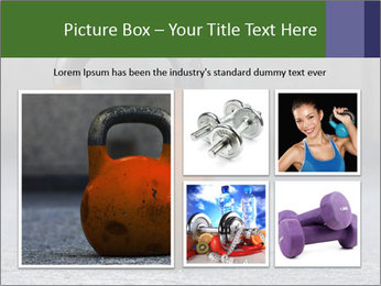 Kettle bell PowerPoint Templates - Slide 19