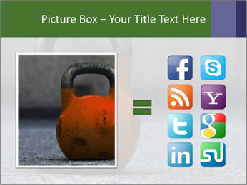 Kettle bell PowerPoint Templates - Slide 21