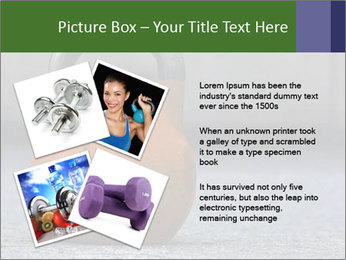 Kettle bell PowerPoint Templates - Slide 23
