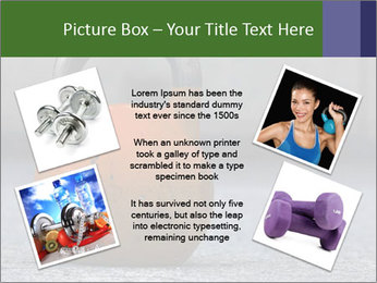 Kettle bell PowerPoint Templates - Slide 24