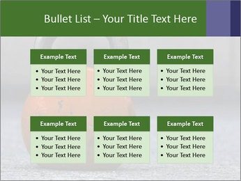 Kettle bell PowerPoint Templates - Slide 56