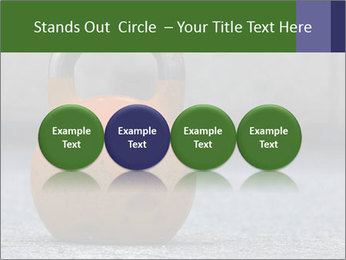 Kettle bell PowerPoint Templates - Slide 76
