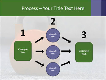 Kettle bell PowerPoint Templates - Slide 92